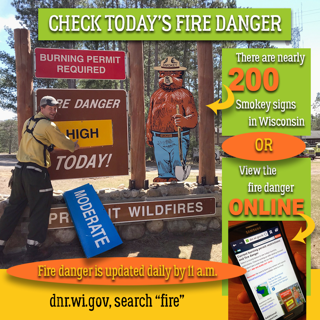 Check the FIre Danger