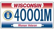 WV license plate