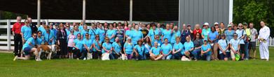 Women Veterans Retreat Eau Claire Group photo