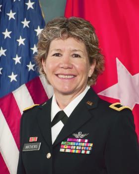 Brid. Gen. Joane Mathews