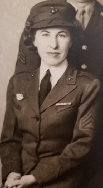 Lorraine Allord Marine pic