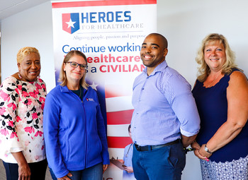 Heroes for Healthcare