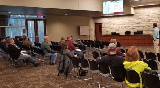 Pre-bid meeting