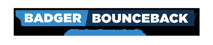 Badger Bounceback Logo