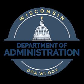 Wisconsin DOA Logo