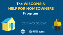 Wisconsin Help for Homeowners coming soon