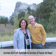 South Dakota Secretary of Tourism