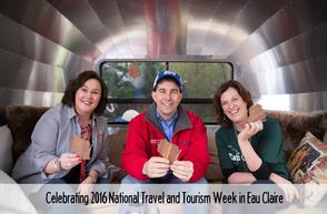 Tourism Week Eau Claire