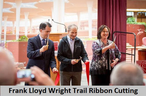 FLW Ribbon Cutting
