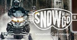 Snow Means Go