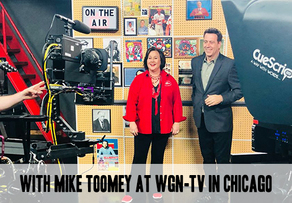 WGN-TV interview