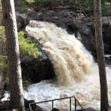 Waterfall Camping