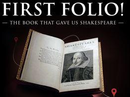 Shakespeare Folio!