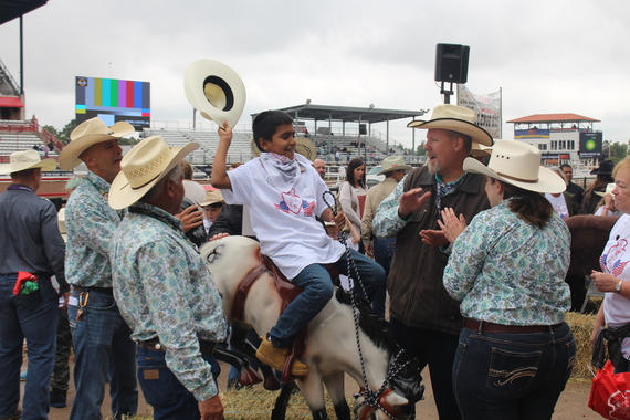 Challenge Rodeo at Cheyenne Frontier Days