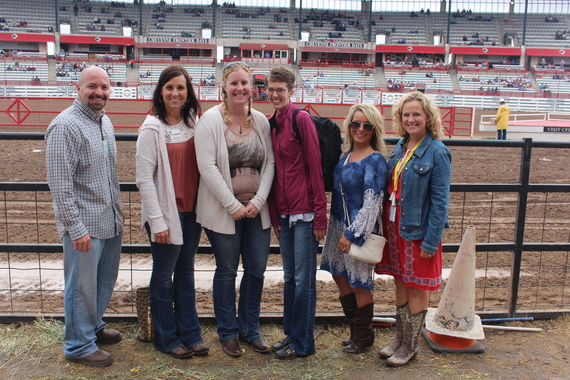 WDE Individual Learning Division helps with the Challenge Rodeo