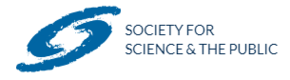 sOCIETY FOR sCIENCE AND THE PUBLIC LOGO