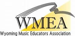 Wyoming Music Education Association logo