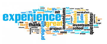 Word salad related to science and invent-teams grant project