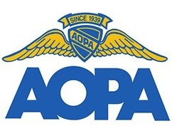 Logo for Aircraft Owners and Pilots Association