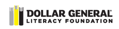 Logo for Dollar General Literacy Grants