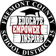 Fremont #25 logo, Educate, empower, inspire