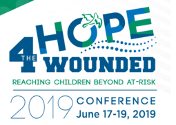 Hope for the Wounded Trauma-Informed Strategies Conference 2019 in Columbus, Ohio