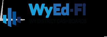 WyEd-Fi-Wyoming District Dashboards logo
