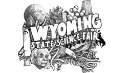 Wyoming State Science Fair logo