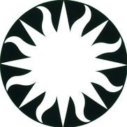 Smithsonian logo depicting a sun