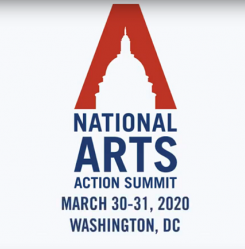 National Arts Action Summit March 30 and March 31 Washington D.C.