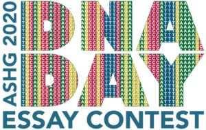 D.N.A. Day Essay Contest logo