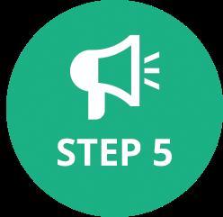 Step 5 graphic