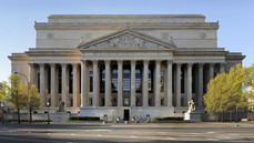 National Archives building in Washington, D.C.
