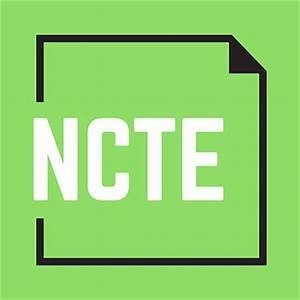 Logo reading N.C.T.E. for the National Council on Teaching English