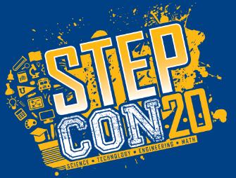 Step Con 20 logo