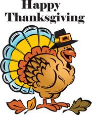 cartoon picture of turkey