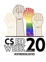 Logo for Computer Science Education Week 2020