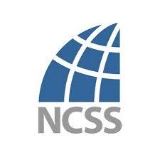 Logo reading N.C.S.S. for the National Council for the Social Studies