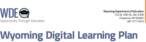 Digital Learning Header