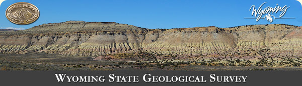 Wyoming State Geological Survey banner image