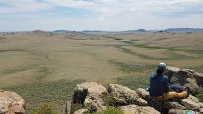 Laramie Range field work
