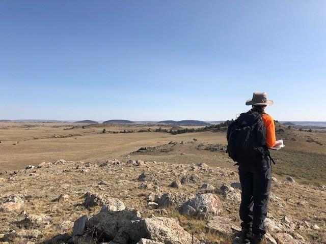 Laramie Range mapping
