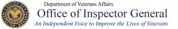 VA Office of Inspector General