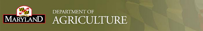 Department of Agriculture banner