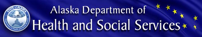 Alaska DHSS signup page
