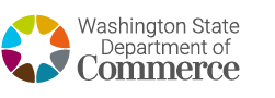 Washington State Department of Commerce logo