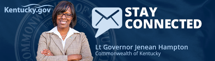 Stay Connected with Kentucky Lieutenant Governor