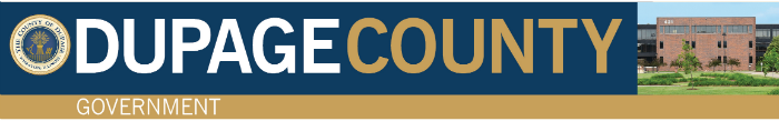 County of DuPage banner graphic