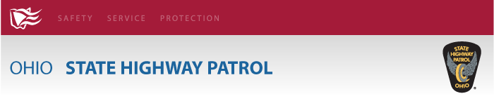 Ohio State Highway Patrol's Alerts