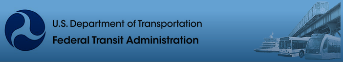 D O T - Federal Transit Administration Logo